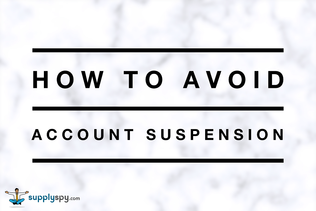 Help! My Amazon Account Was Suspended