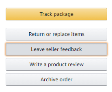 Leave Amazon Seller Feedback